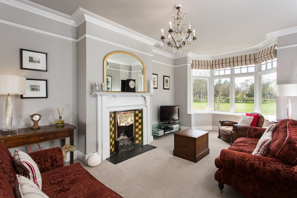 Estate Agent Photography of Lounge