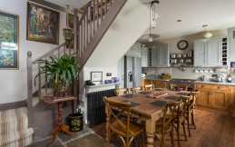 Interior Photograh of Kitchen