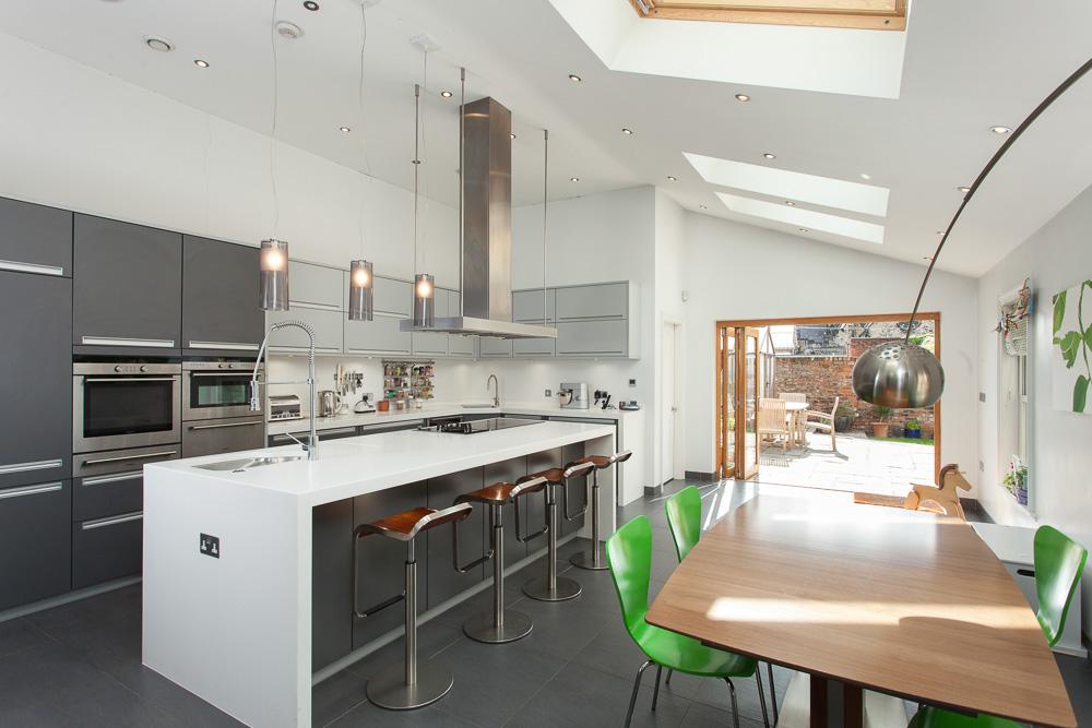 Internal Photography Kitchen