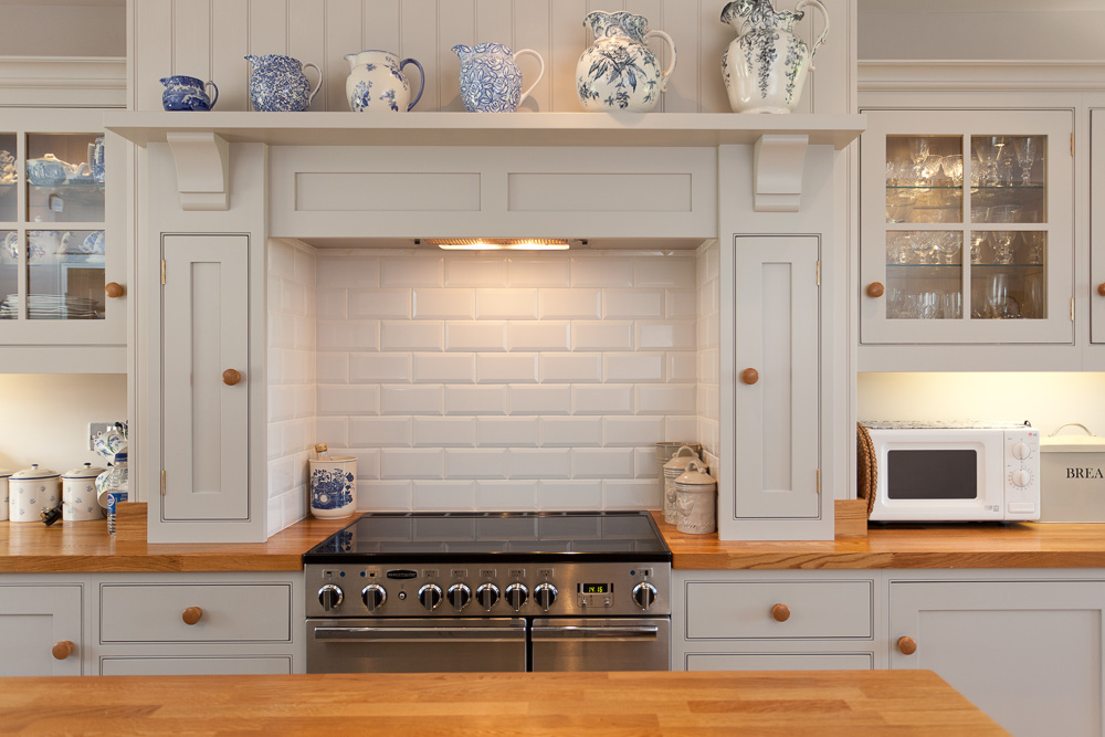 Contemporary Photography of Kitchen