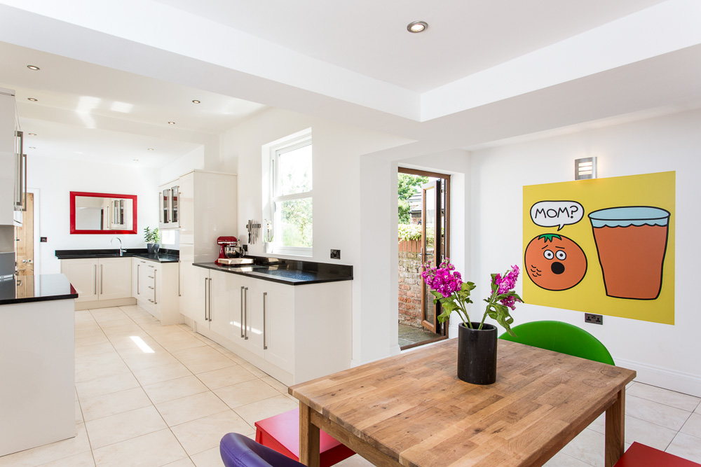 Property Photography of Kitchen
