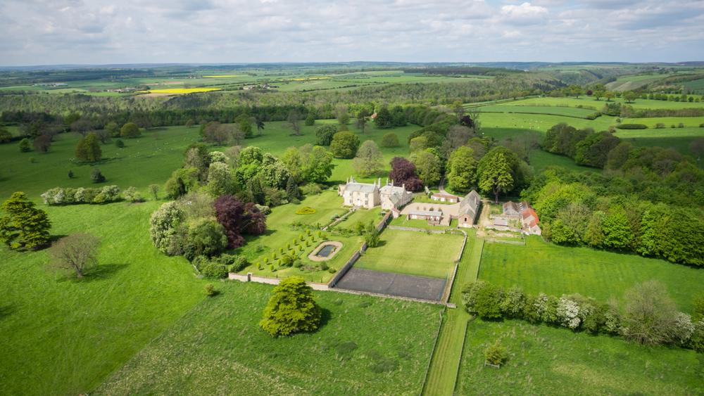 Heli Drone Property Photography