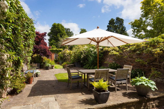 Garden photograph of property for sale in Yorkshire