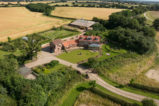 Aerial Drone Estate agent Photography