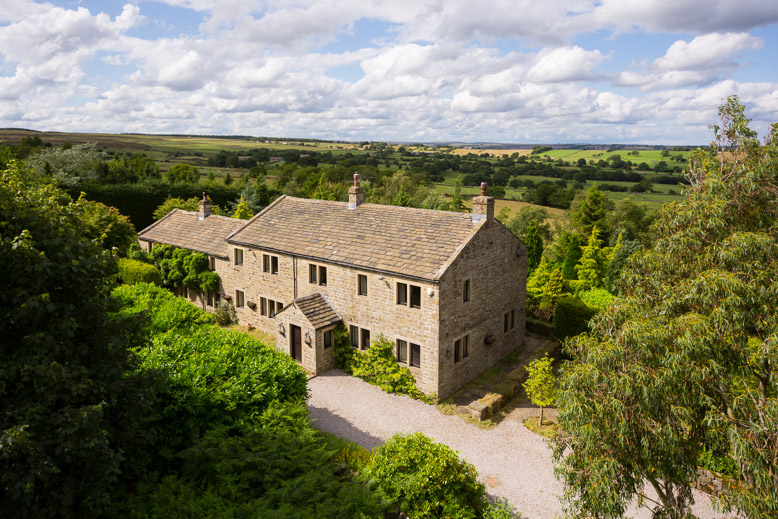 West Yorkshire country house
