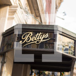 Bettys Sign | York City Centre