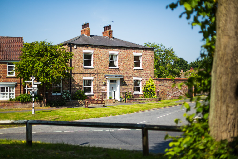 Professional House Photography York