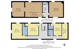 Interior designers property floor plan
