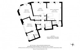 Property developers floor plan