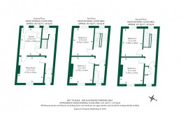 Estate agent property floorplan
