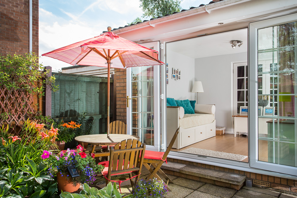Property Photography Patio