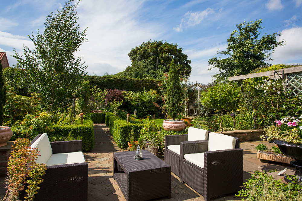 Property Photography Garden